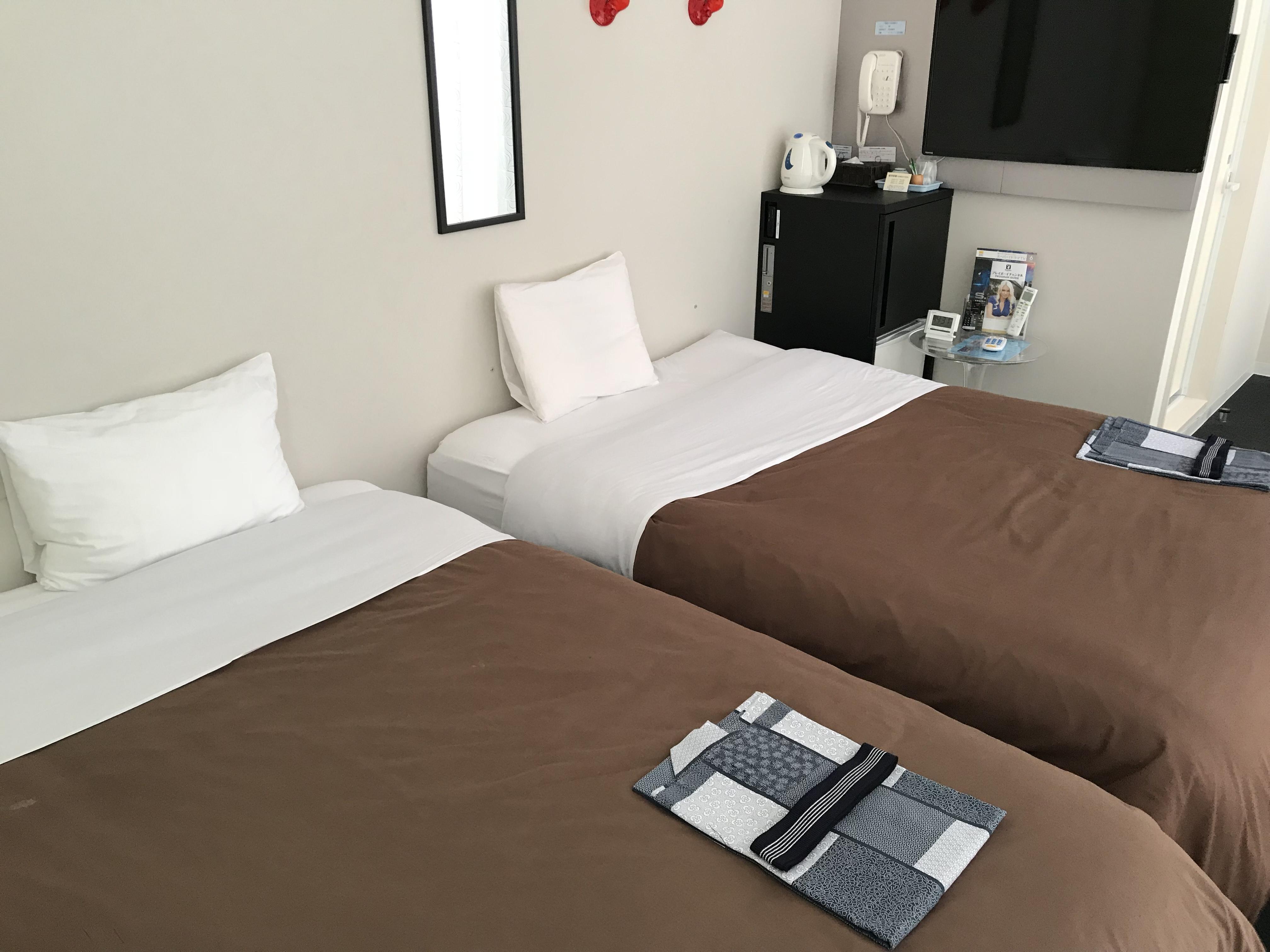 新しいタイプのお部屋が増えました。